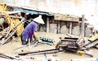 Quảng Bình: Dân thẫn thờ sau bão
