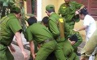 20 cảnh sát giải cứu thiếu nữ bị bắt làm con tin
