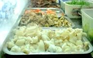 Bún hải sản lạ phố Hàng Lược