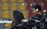 Tư thế ngủ gật hài hước của sao Việt