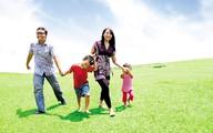 Kiếm đâu ra niềm vui gia đình?