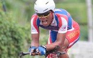 Tuyển thủ xe đạp Việt Nam dính doping
