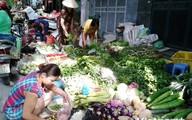 Người Hà Nội đổ xô đi mua thực phẩm tích trữ phòng bão