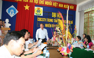 Đoàn công tác Tổng cục DS-KHHGĐ làm việc tại 3 tỉnh Đông Nam bộ