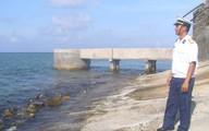 Chiến sỹ đảo Trường Sa cứu ngư dân