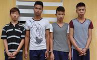 Bắt nhóm cướp 9X chuyên cướp tài sản du khách nước ngoài ở Hội An