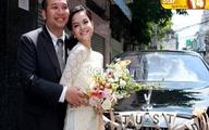 Phạm Quỳnh Anh hạnh phúc trong ngày cưới