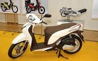 Lộ ảnh xe ga sắp ra mắt của Honda Việt Nam