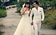 Ảnh cưới đẹp lung linh của Minh Hằng - Lương Mạnh Hải