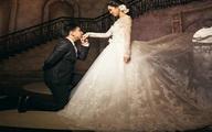 Chiêm ngưỡng váy cưới 1.400 USD của Miss Kim Phượng