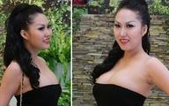 Sao Việt và những màn phô vòng 1 lộ liễu
