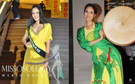 Những sự cố đáng tiếc của các người đẹp Việt trên đấu trường quốc tế