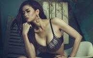 Trương Quỳnh Anh sexy nóng bỏng sau khi sinh con