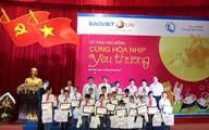 Bảo Việt Nhân thọ mang tết trung thu đến trẻ em nghèo vượt khó