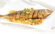 Cá nục xốt dứa