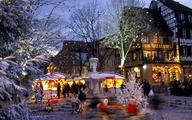 Lạc vào thế giới Giáng Sinh cổ tích ở châu Âu