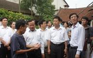 """Người dân làng cổ Đường Lâm xin trả lại di tích: Sống trong """"di tích sống"""""""