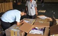 Hải quan bắt vụ buôn lậu 7 loại thuốc trị bệnhhiểm nghèo
