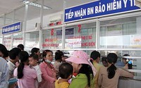 Phát triển đối tượng tham gia BHYT tại 12 tỉnh, thành phố