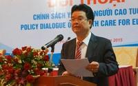 Năm 2050: Việt Nam là quốc gia siêu già