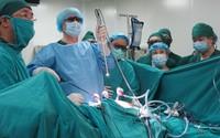 Thêm cơ hội được giáo sư hàng đầu thế giới phẫu thuật nội soi tiêu hóa