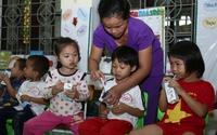 Sữa học đường sẽ dành những điều tốt đẹp nhất cho trẻ em