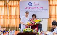 Quỹ Vì Tầm Vóc Việt trao tặng 300 triệu đồng cho bệnh nhân nghèo Bệnh viện phụ sản trung ương