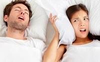 Ngáy to khi ngủ, vì sao?