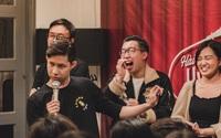 """""""Saigon Tếu"""" lần đầu Bắc tiến với workshop hài độc thoại"""