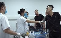 Phim Lửa ấm tập 14: Thủy bị giang hồ dọa đánh tại bệnh viện