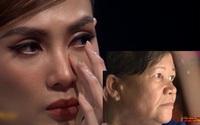 'Như chưa hề có cuộc chia ly' phiên bản mới: Võ Hoàng Yến khóc ngất kể quá khứ đầy ám ảnh, từng muốn bỏ nghề