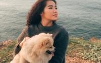 """Con gái út vợ chồng Cẩm Vân - Khắc Triệu khoe nhan sắc cực Tây, gây bất ngờ khi cover hit """"Người lạ ơi"""""""