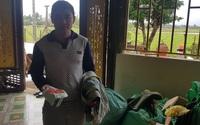 Nhặt được vàng trong đồ cứu trợ, anh nông dân ở Hà Tĩnh tìm chủ nhân trả lại