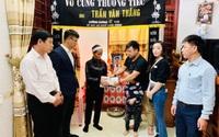 Hơn 700 triệu đồng được các nhà hảo tâm gửi sang Hàn Quốc cứu người thanh niên Việt bị u não