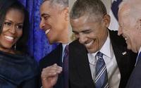 Vợ cựu Tổng thống Obama sẽ bỏ chồng nếu ông quay lại Nhà Trắng  giúp đỡ tri kỷ Joe Biden