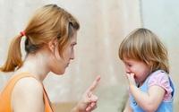 Sai lầm của bố mẹ khi xử lý cơn giận của trẻ