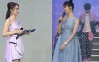 Dân mạng 'khủng bố' bằng icon phẫn nộ trong livestream sự kiện Hương Giang làm MC: 30 phút quay toàn Thuý Ngân