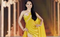 Thí sinh Hoa hậu Việt Nam 2020 lộng lẫy với đầm dạ hội
