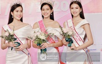 Bộ ảnh đọ sắc 'nét căng' đầu tiên của Top 3 Hoa Hậu Việt Nam 2020: Tân Hoa hậu Đỗ Thị Hà bất ngờ bị Á hậu 2 Ngọc Thảo giật spotlight!