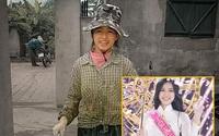 Ảnh tân Hoa hậu Đỗ Thị Hà lấm lem đi cấy gây sốt trên mạng