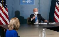 Ông Biden đuổi mắng phóng viên giữa cuộc họp