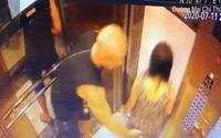 Lý do khiến người phụ nữ bị vỗ mông trong thang máy chung cư chấp nhận hòa giải