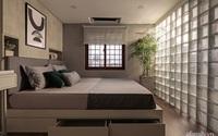 Từ Mỹ trở về Sài Gòn, chàng trai chi 300 triệu sửa căn hộ xây từ 20 năm trước thành không gian đẹp như tranh vẽ