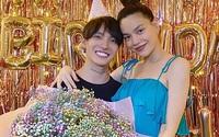 Hồ Ngọc Hà được tổ chức sinh nhật bất ngờ