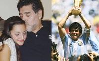 """Giai thoại về những đứa con của """"Cậu bé vàng"""" Maradona"""