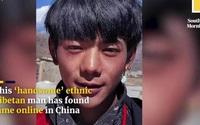 Chàng chăn bò Tây Tạng bỗng nổi tiếng vì đẹp trai