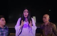 'Nổi da gà' với tập 1 series 'Chuyện ma có thật' của NSND Hồng Vân