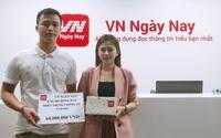 Ứng dụng tổng hợp tin tức VN Ngày Nay ủng hộ đồng bào Miền Trung bị lũ lụt