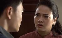 """Lửa ấm tập 27: Tiểu tam cố tình """"đâm bị thóc chọc bị gạo"""" khiến vợ chồng Minh-Thủy lục đục"""
