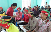 Thay đổi nhận thức của đồng bào dân tộc rất ít người trong chăm sóc bà mẹ và trẻ em